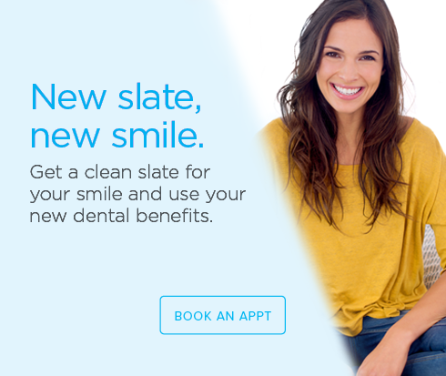 Dentists of Sterling - New Year, New Dental Benefits